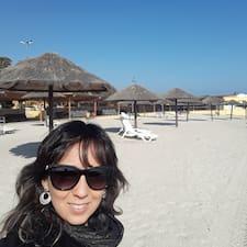 Maria Alejandra es SuperAnfitrión.