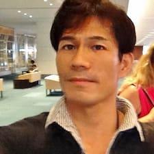 Gebruikersprofiel Kenji