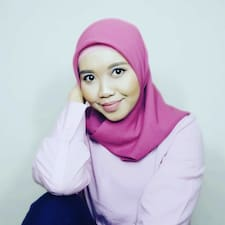 Profil utilisateur de Arinda