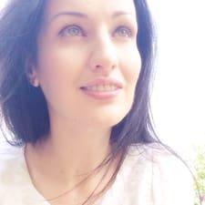 Renata felhasználói profilja