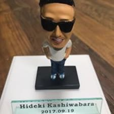 Profil utilisateur de Hideki