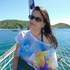 Rita De Cássia felhasználói profilja