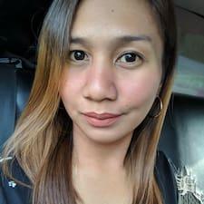 Marie Cris felhasználói profilja