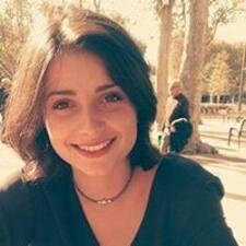 Profil utilisateur de Zélie