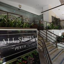 All Suites Perth User Profile