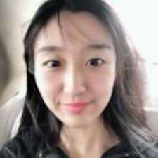 Perfil do usuário de Jessica