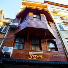 Perfil de usuario de Yolo Hostel