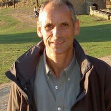 Edouard felhasználói profilja