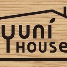 Yuni felhasználói profilja