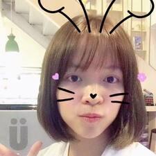 Perfil do utilizador de Ching