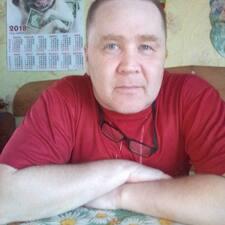 Profil utilisateur de Багрецов
