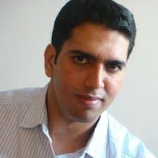 Användarprofil för Sandesh