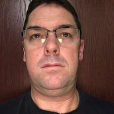Darren felhasználói profilja