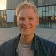 Øyvind Brukerprofil