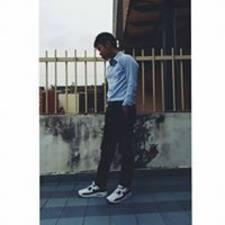 Edwin - Uživatelský profil