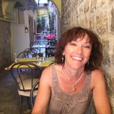 Cécilia felhasználói profilja