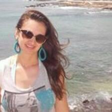 Profilo utente di Aline Michelle Ellen