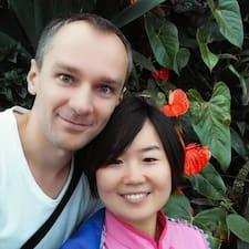 Profil utilisateur de Ev & Liu