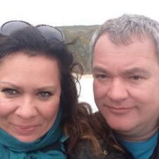 Ariane & Uwe felhasználói profilja