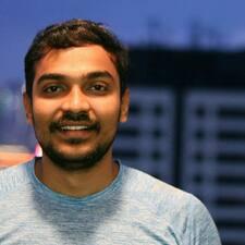 โพรไฟล์ผู้ใช้ Rajendra
