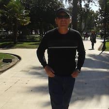 Domingo Javier的用戶個人資料