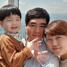 Woongki felhasználói profilja