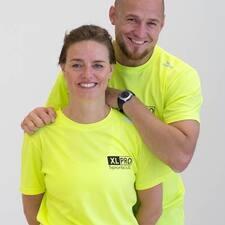 Profil Pengguna Dirk Jan & Esther