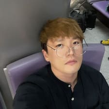 Profil utilisateur de Hyukwoo
