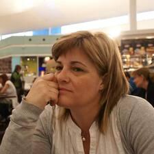 Profil utilisateur de Adelina