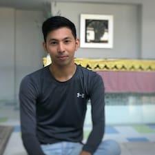 Gebruikersprofiel Mohd Akmal