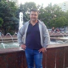 Användarprofil för Виталий