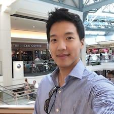 Användarprofil för Jawon