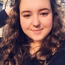 Jasminka felhasználói profilja