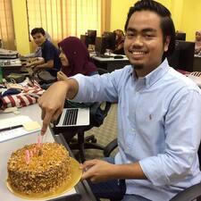 Profil Pengguna Asraf Alif