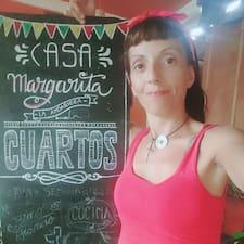 Perfil de usuario de Margarita