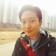 Perfil do usuário de 지용