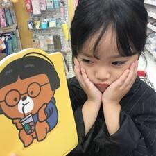 珍苑 felhasználói profilja