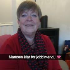 Nutzerprofil von Bente Nikolaisen