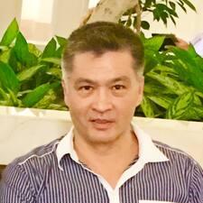 Almas User Profile