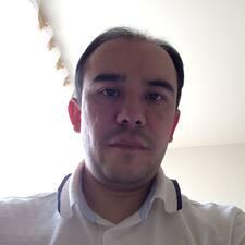 Wilbert felhasználói profilja