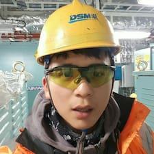 Profilo utente di Jewon