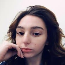 Profil Pengguna Brianne