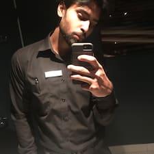 Profil utilisateur de Azim