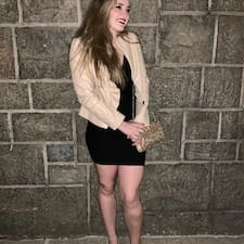 Madeleine (Madi) User Profile