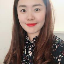 여진 felhasználói profilja
