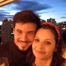 Profil korisnika Raquel & Augusto