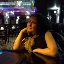 Profil utilisateur de Валентина