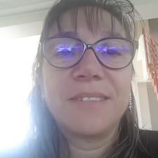 Henkilön Christine käyttäjäprofiili