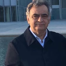 Profil Pengguna Antonios
