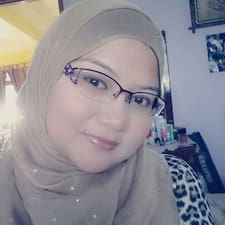 Amalina User Profile